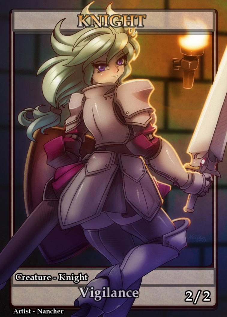 Knight by nancher