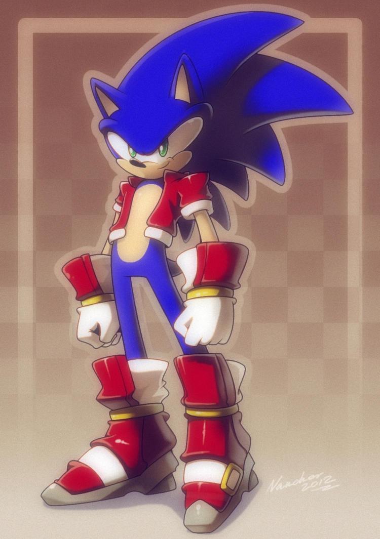 Sonic by nancher