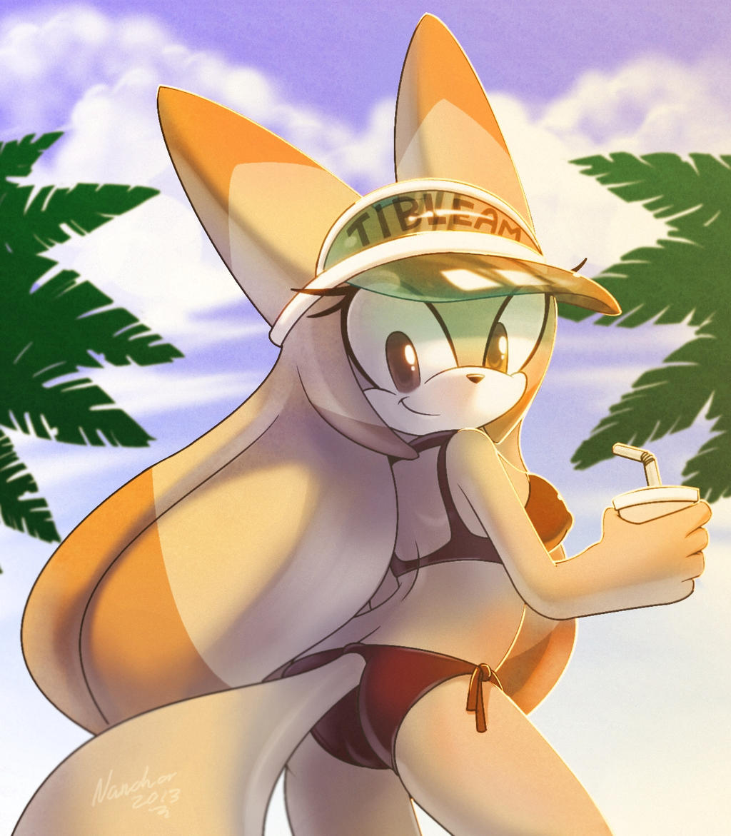 Tibleam in the Summer by nancher