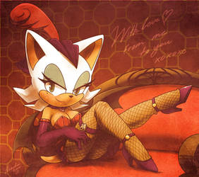Moulin Rouge by nancher
