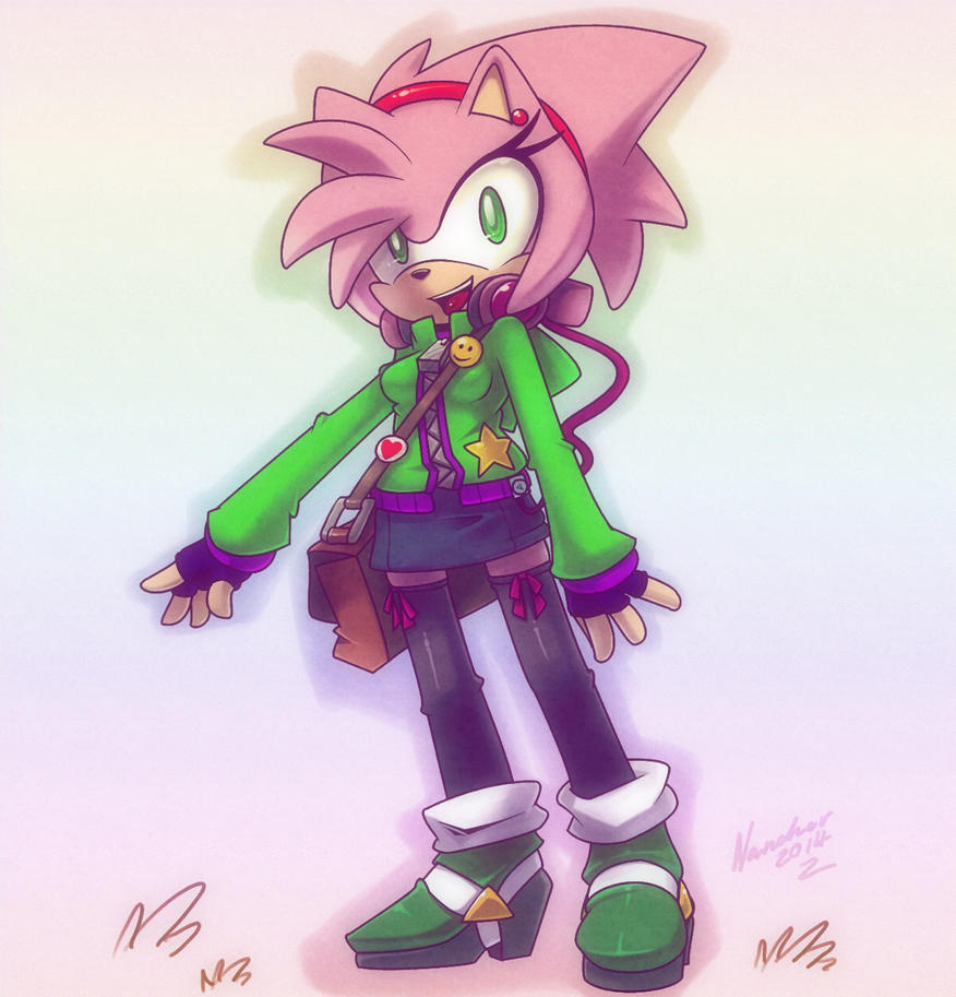 Sexy Casual Outfit +Amy Rose+ By Nancher On DeviantArt