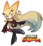 Tibleam +Sonic Boom+