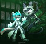 Ace and Darknart