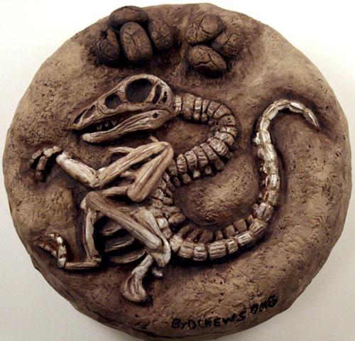 Cera the Veloceraptor by Skyelark