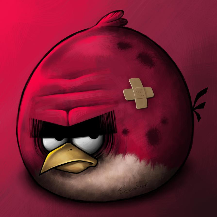 Big Bro Angry Bird by Scooterek on DeviantArt