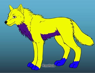 Chelsea Dog Reference by Mythinu