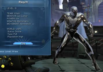 Ragyth the Villain by Mythinu