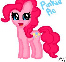 Pinkie Pie by weigel22
