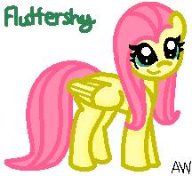 Fluttershy by weigel22