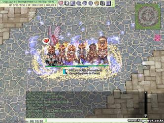 TrinityRO - Thanatos Squad II by CielElric
