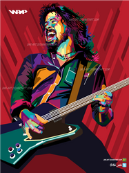 Dave grohl in WPAP