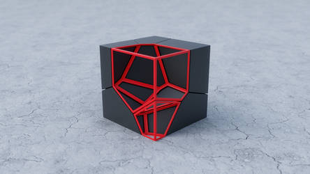 Cube Fracture by Remik1976