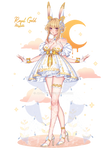 ADOPT / Royal Gold / |CLOSED|