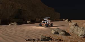 Pathfinder Mission on Mars
