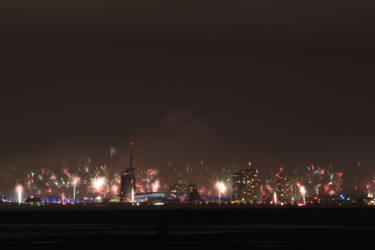 Happy new year by doedidaj
