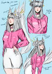 Chiyoko Concept (OC)