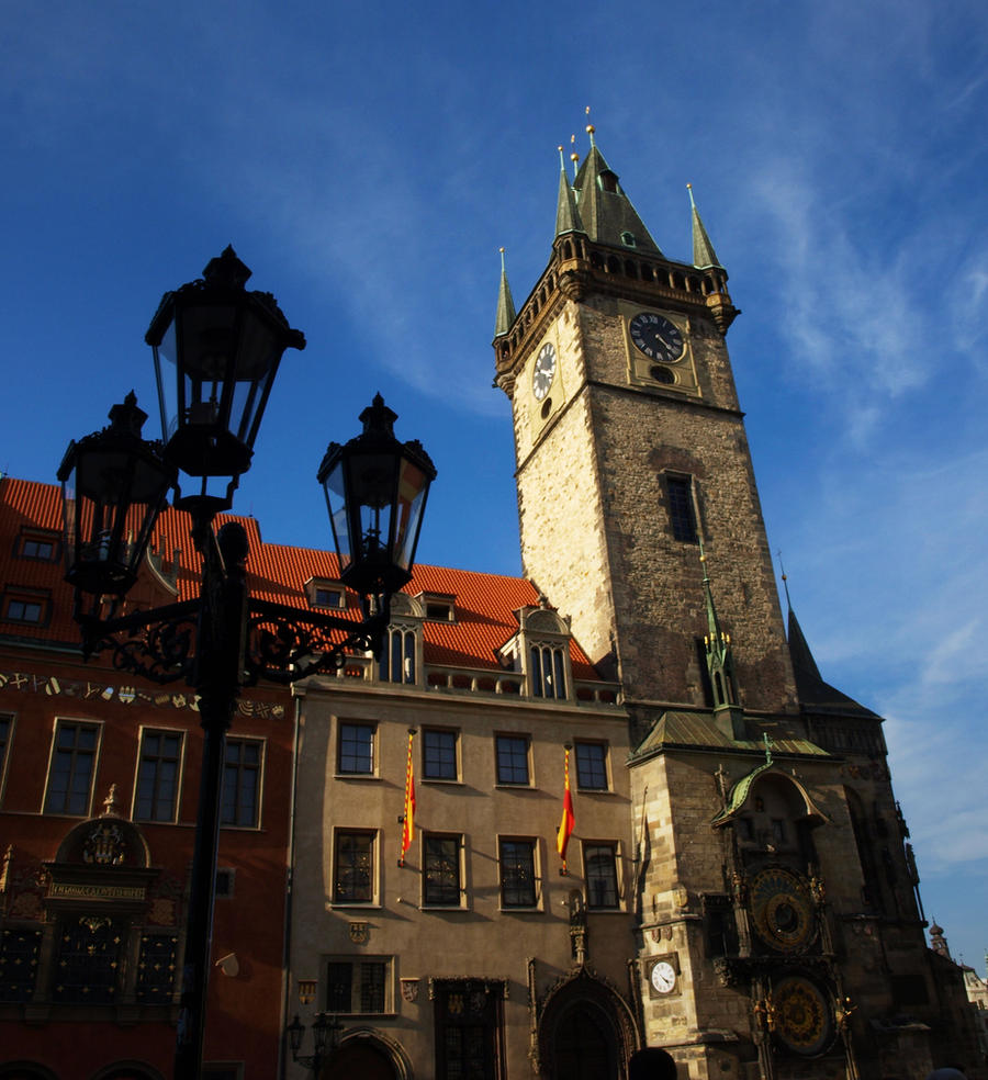 Old Town Hall Tower and Astronomical Clock02 by abelamario