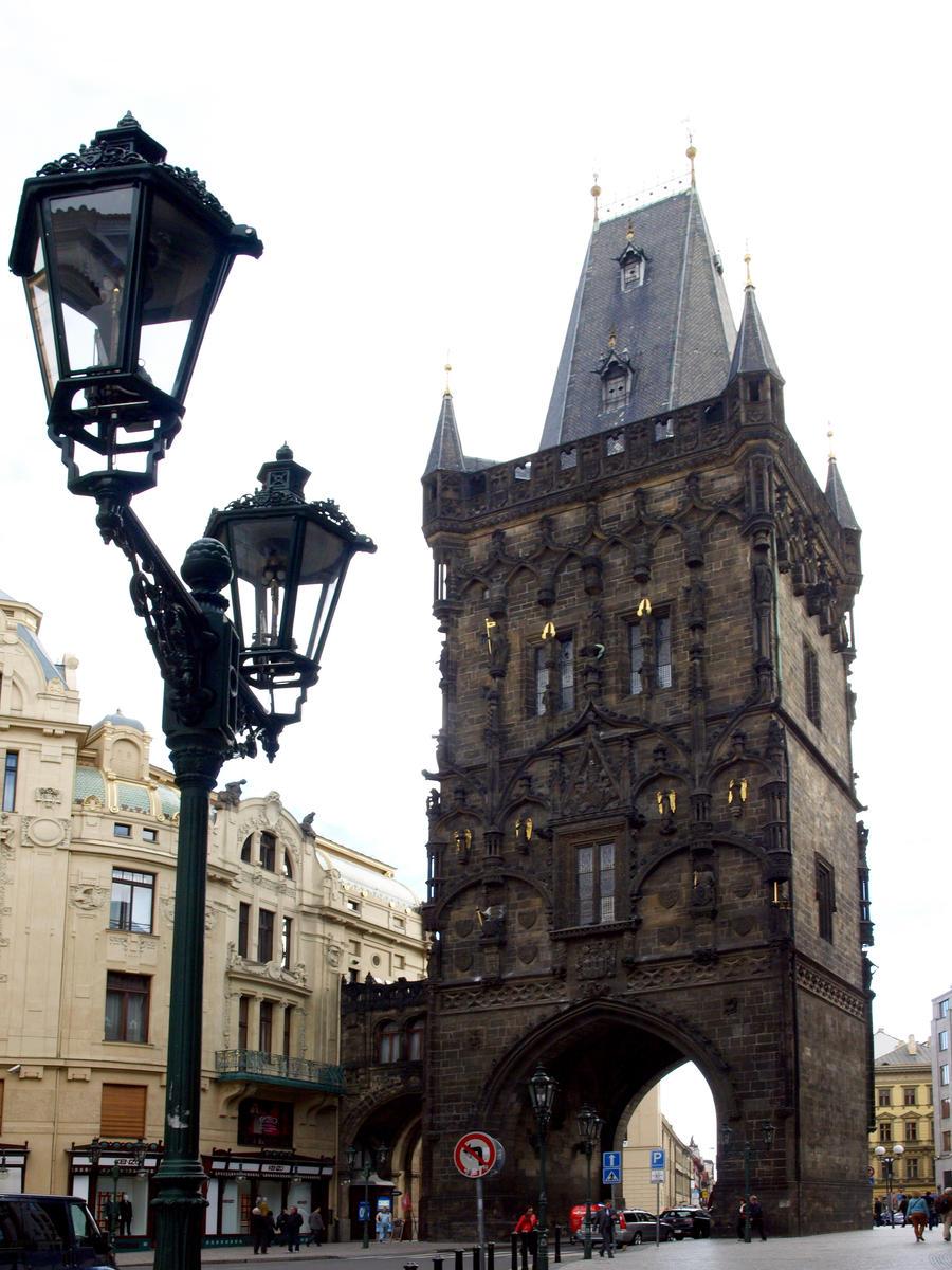 Architecture Appreciation in Prague07 by abelamario