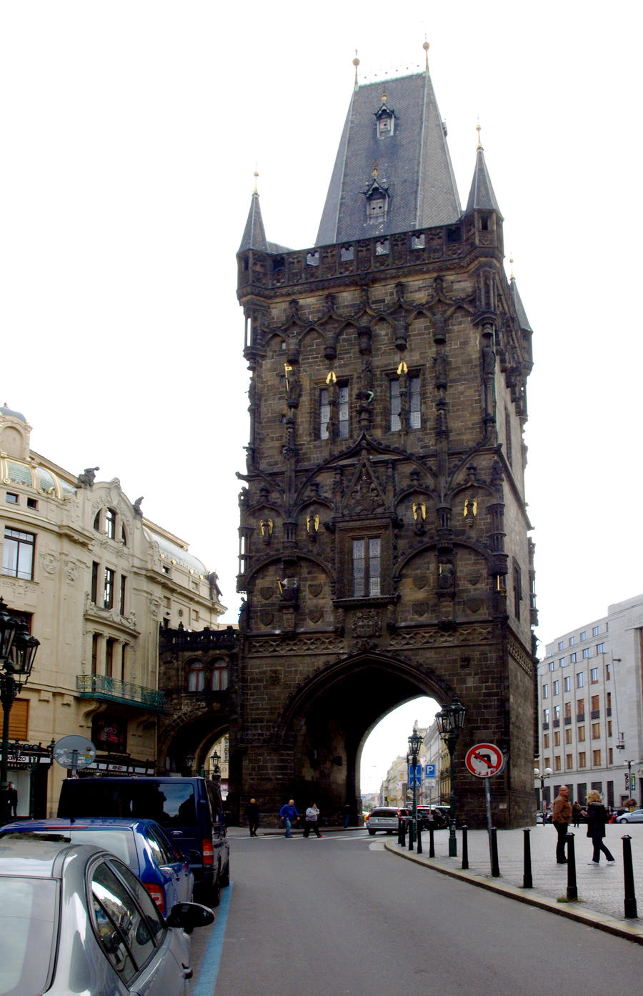 Architecture Appreciation in Prague08 by abelamario