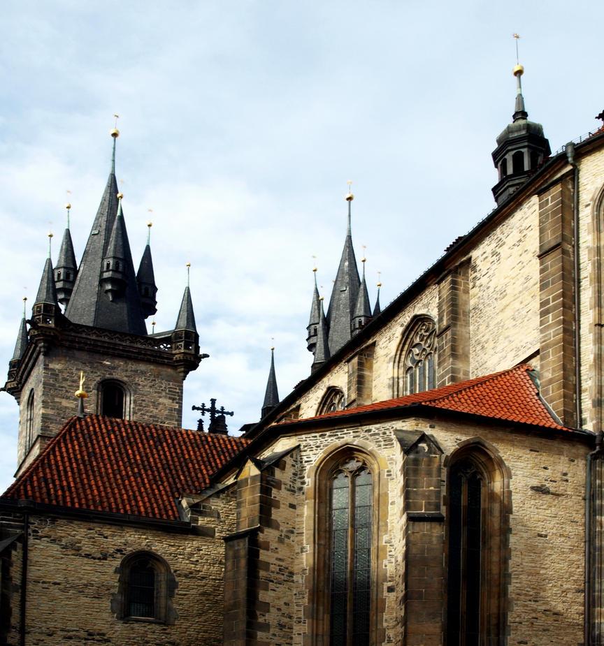 Architecture Appreciation in Prague11 by abelamario