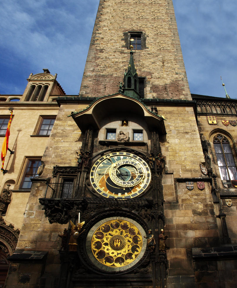 Detail of the Astronomical Clock02 by abelamario