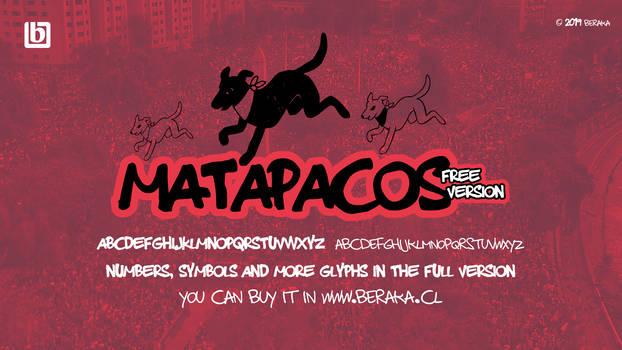 Matapacos Font