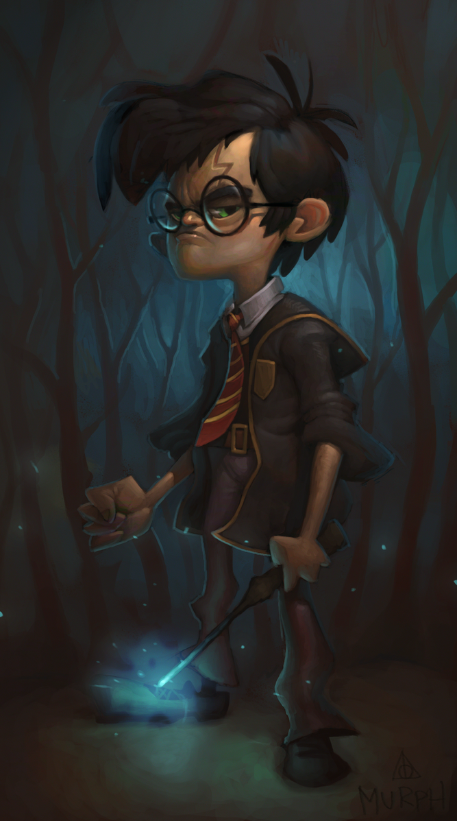 Harry Potter by Murph3