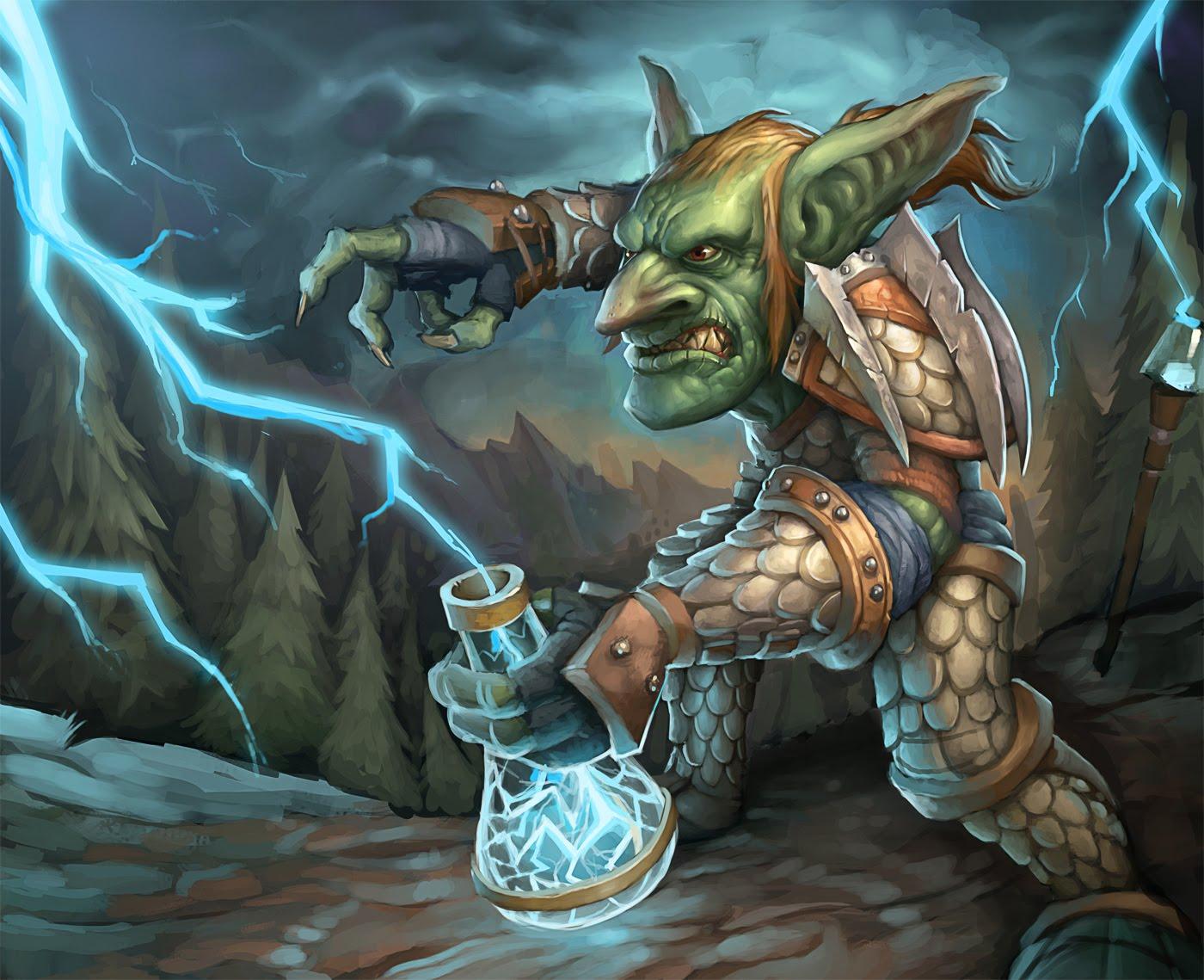 Warcraft henatai goblins pron gallery