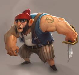 Pirate by Murph3