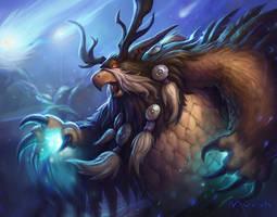 World of Warcraft TCG - Moonkin by Murph3