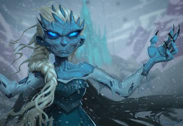 Elsa the White Walker