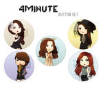 4Minute - Volume Up (Button set) by phobialia