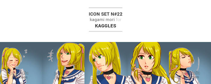 (C) RP icon set #22: Kagami
