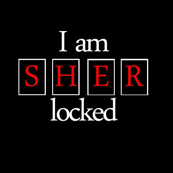 I Am Sher Locked No2 By Princess Wonderland On Deviantart