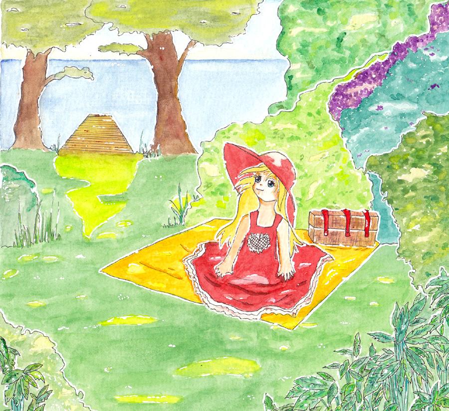The Lake [Philine] by princess-wonderland