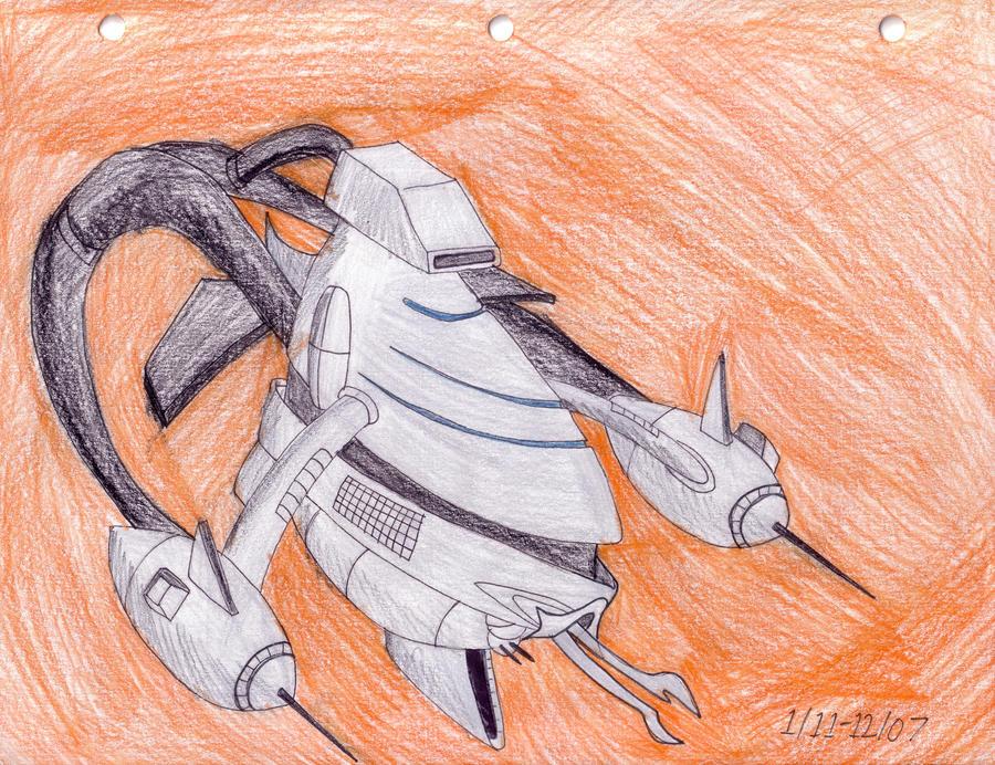 Dark Ship 07-12-11-1 by Lisa22882