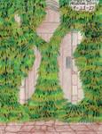 Hidden Door 17-21-9 by Lisa22882