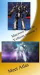 Macross stars in Voltron by Lisa22882