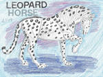 Leopard Horse 2019 by Lisa22882