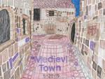 Medieval Town 19-28-5 by Lisa22882