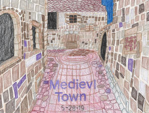 Medieval Town 19-28-5