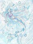 Bubble Mermaid 5-11-21