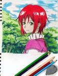 Shirayuki (Snow White with the Red Hair)