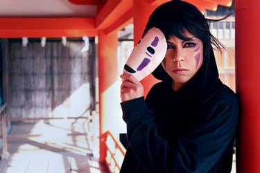 Sen to Chihiro: No face by K-tetsu