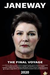 Star Trek: The Final Voyage - Janeway Poster