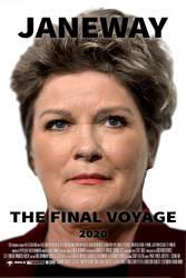 Star Trek: The Final Voyage - Janeway Poster #2