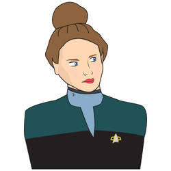 Young Ensign Janeway Concept