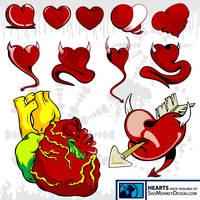 Heart Vectors