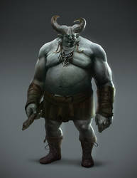 Ogre by Marmad