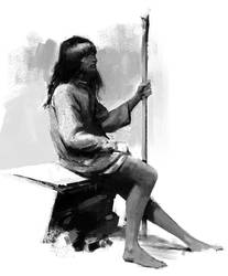 Sketch #1 by Marmad